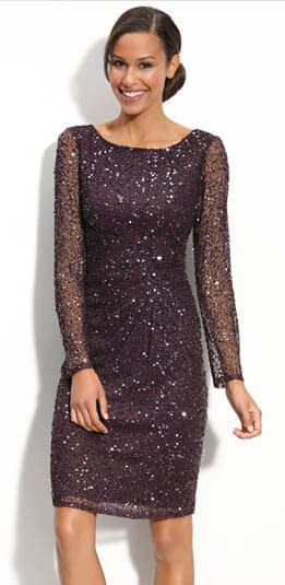 perfect office party dress