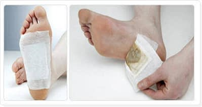 Don't buy detox foot pads! They don't work! #scam