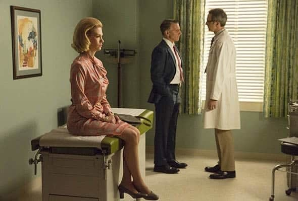 January Jones as Betty Francis in Mad Men. socialjusticesolutions.org.