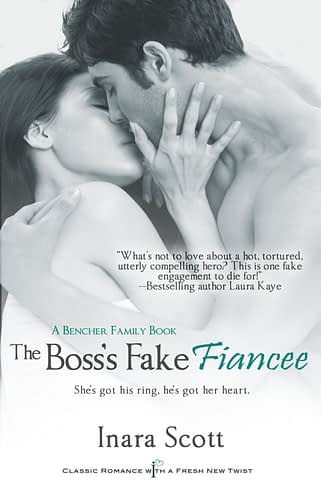 The Boss's Fake Fiancee by Inara Scott