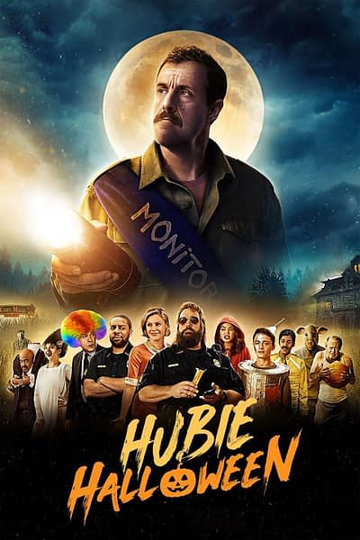 Review of Hubie Halloween on Netflix