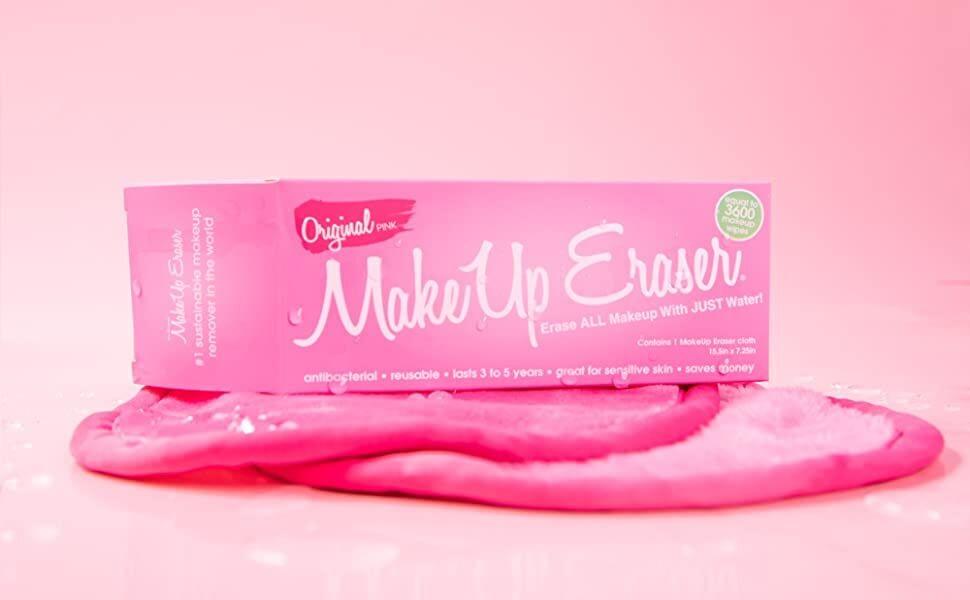 How does the magic makeup eraser work?