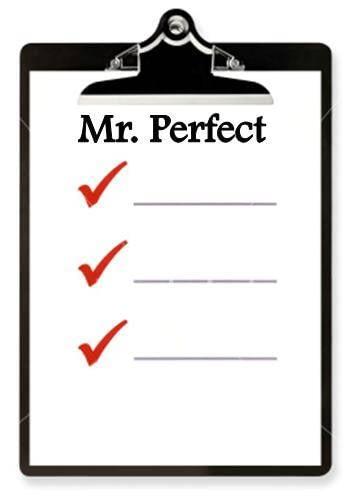 perfect man checklist