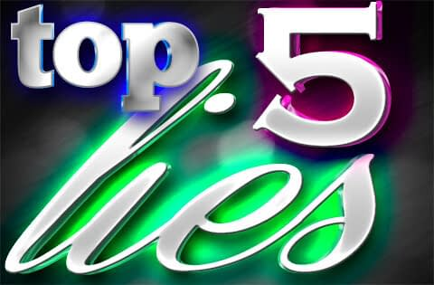 The Top 5 Lies Girls Tell