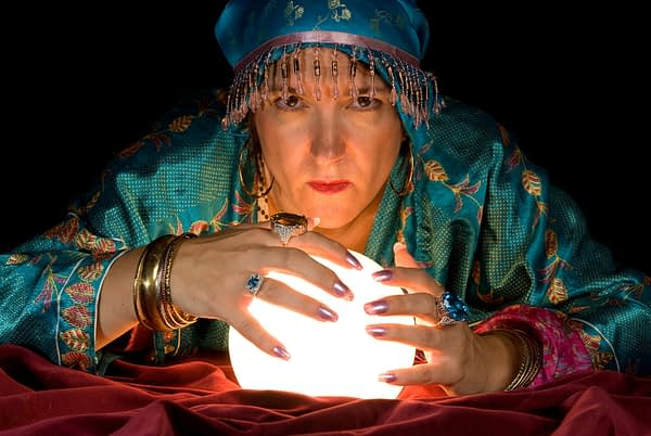It's almost time to celebrate national Psychic day