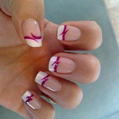 cute-french-nail-designs-ideas